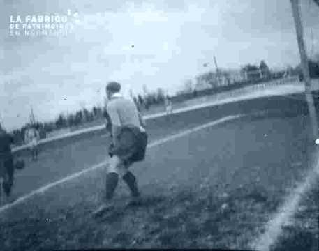 Football.Match en cours.