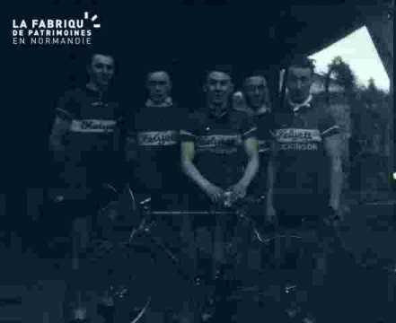 Course cycliste-Le vainqueur