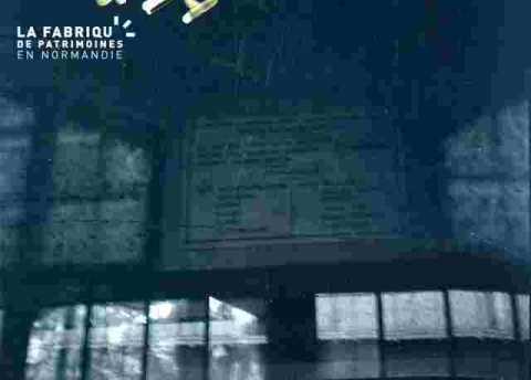 Plaque des bienfaiteurs au stade départemental(Malherbe)