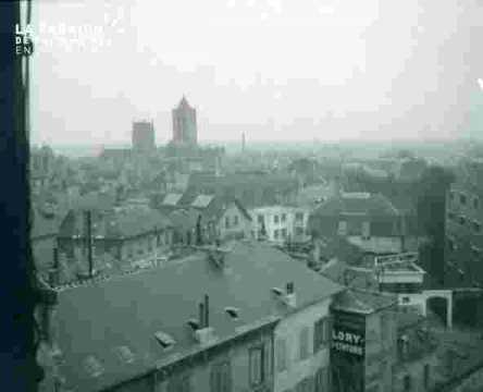 La ville-Clocher de Saint Jean & quartier