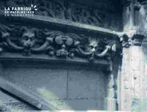 Frise baroque ou classique