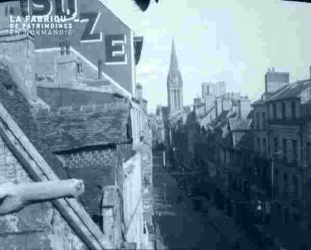 Notre-dame de froide rue-gargouille et rue Saint Pierre