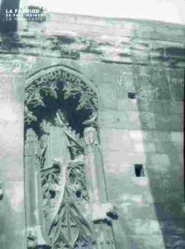 Réfection de Notre-Dame de froide rue.baie