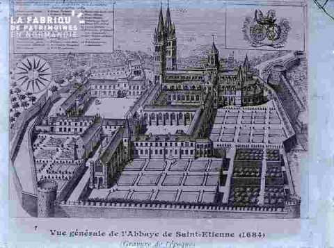 Abbaye de Saint Etienne