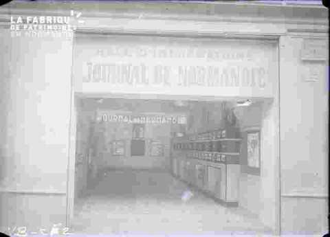 Hall.Journal de Normandie