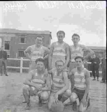 Hommes-USN-Basket-ball