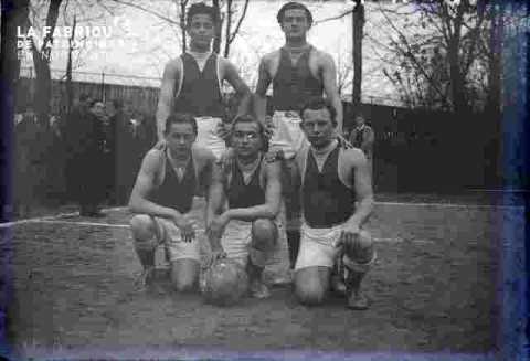 U.S.N.Equipe basket-ball