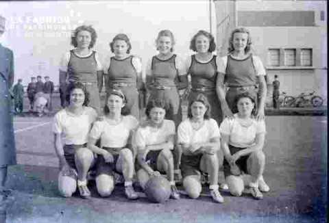USN-Equipe féminine