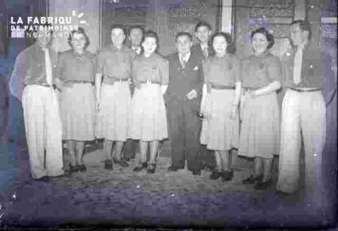 Ciné Normandie-Le personnel