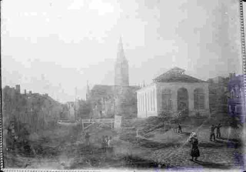 Saint Pierre, Odon, Poissonnerie