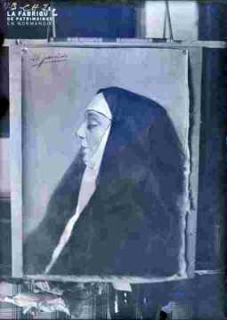 portrait de religieuse