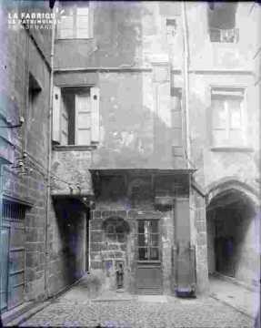 Rue Porte au berger N°4