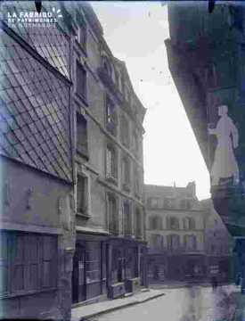 Rue Porte au berger