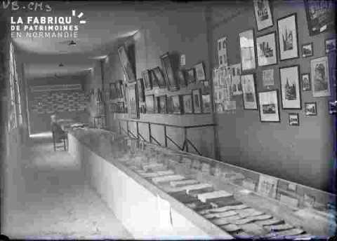 Le bureau de la presse