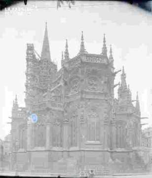 Saint Pierre -abside