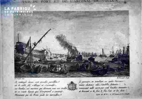 Le port & l'arsenal