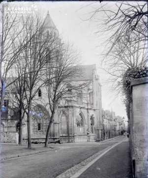 Vx Saint Etienne- r Arcisse