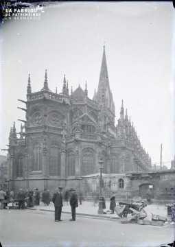 Saint Pierre-abside