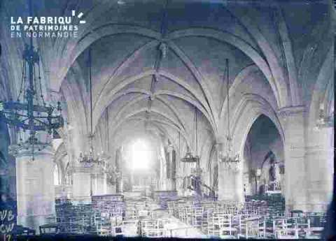 Saint Michel de vaucelles-nef