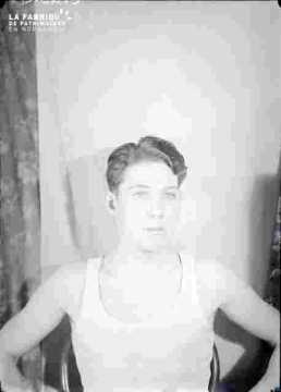 Portrait d'homme-photo