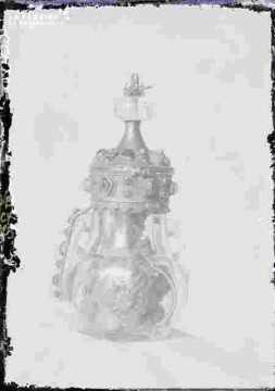 Art religieux-ciboire