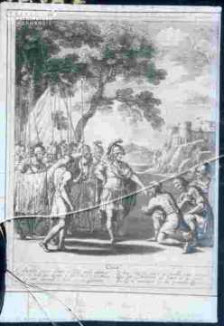Louis XIII au château