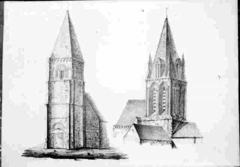 Deux clochers