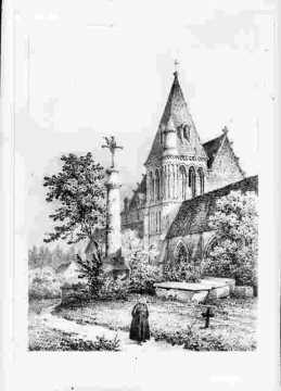 Saint Michel de V-& personnage