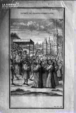 Entrée de Charles VII