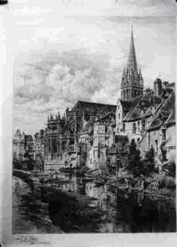 Saint Pierre & l'Odon.