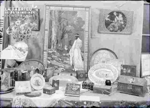Tableaux, artisanat normand