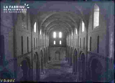 Saint Nicolas-Nef dégagée