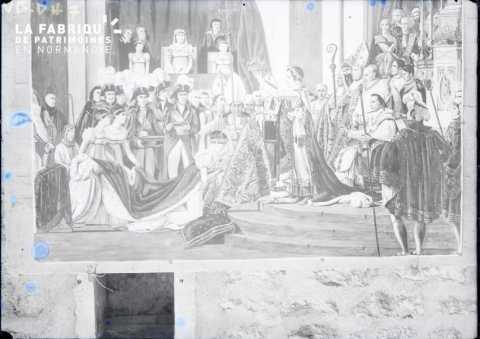 Sacre de Napoleon Ier