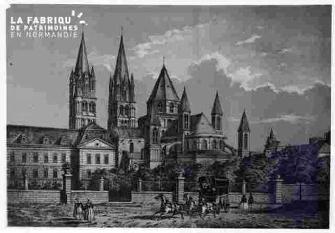 Abbaye Royale Saint Etienne