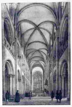 Abbaye Royale Saint Etienne-intérieur