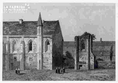 Reste du palais de Guillaume