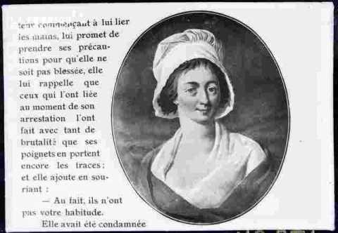 """Ch Corday-Tête-""""""""Le figaro Illustré"""""""""""