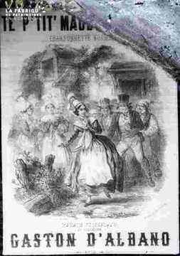 Ch Corday-affiche du P'tit Gaston d'Altano
