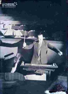 Théatre-Le chef d'Orchestre