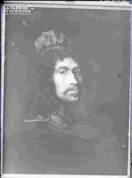 Portrait  de Malherbe