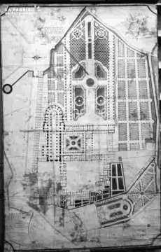Abbaye de Saint Etienne-Ensemble et Jardin