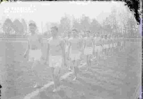 Stade Hélitas-Leçon d'E.P.S