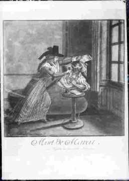 Charlotte Corday- assassinat de Marat