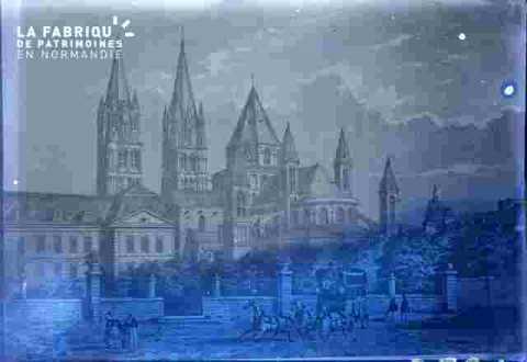 Saint Etienne-vu de la place guilloire