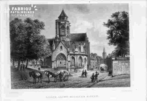 Saint Etienne le vieux-r Arcisse (double)