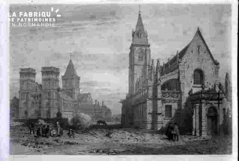 Abbaye aux dames & Saint Gilles