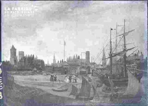 Le port-Saint Jean-Les Carmes