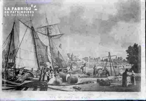Le port-Bateaux-Marins