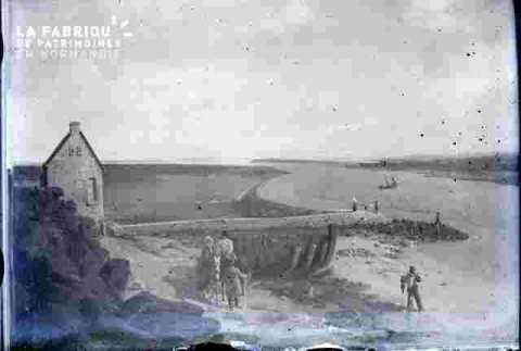 Le port-Débouché à Ouistreham