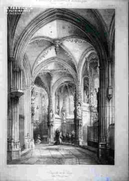Saint Pierre-chapelle de la Vierge